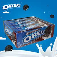 Oreo Mini Biskuit Krim Strawberry 67 Gr daftar harga biskuit oreo berbagai kemasan terbaru harga