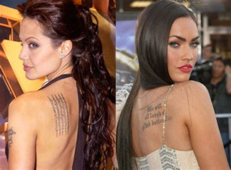 angelina jolie new tattoo persian famous quotes in persian tattoo quotesgram