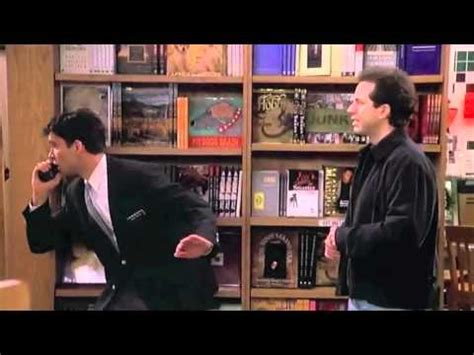 seinfeld bathroom book seinfeld clip uncle leo gets busted youtube