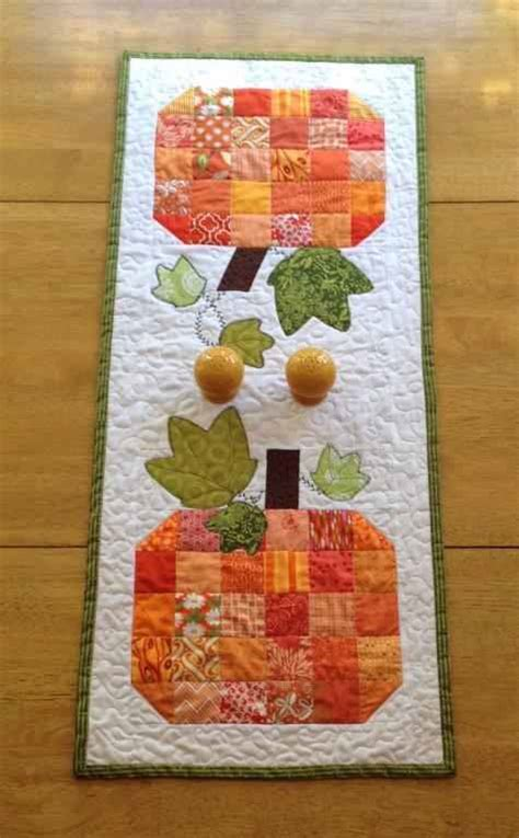 Patchwork Pumpkin - 12 charming pumpkin patterns for quilters page 2 of 2