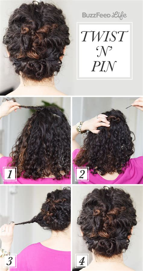 hairstyles for medium length hair buzzfeed 26 incredible hairstyles you can learn in 10 steps or less