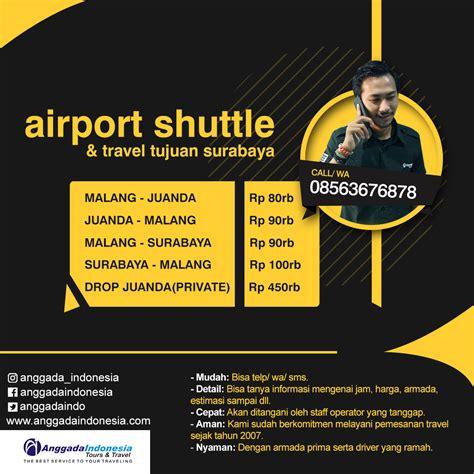 anggada indonesia tours travel travel tujuan surabaya