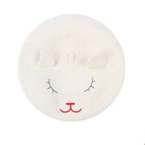 Cat Beret Hat cat beret hat with ears for embroidered wool