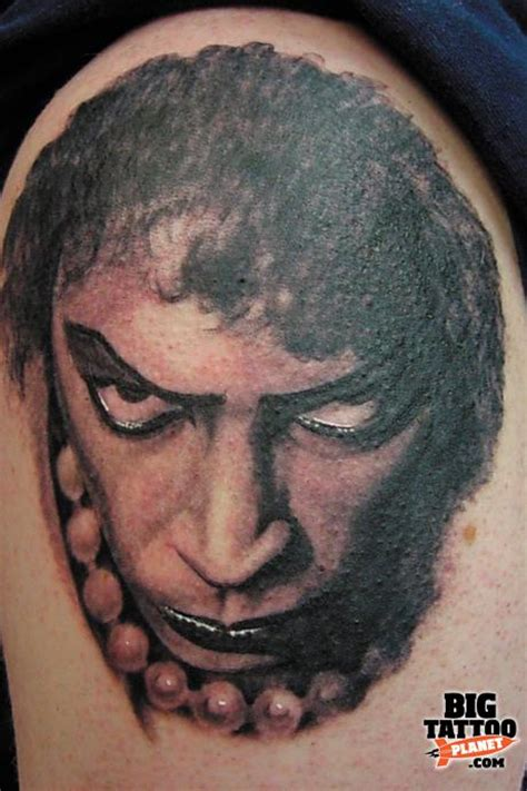 rocky horror tattoo myers rod tattooing ohio black and grey
