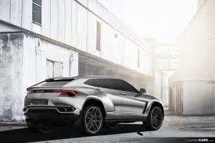 May Lamborghini Production Spec Lamborghini Urus May Debut At Shanghai