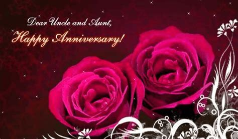 Wedding Anniversary Wishes for Uncle And Aunty   GreetingsMag