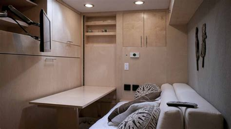 Engineer Turns Trailer into Luxurious, DIY Camper