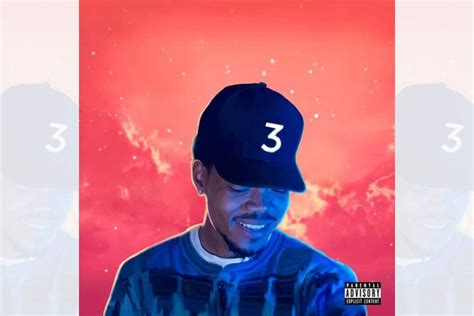 coloring book album chance the rapper s new mixtape quot coloring book
