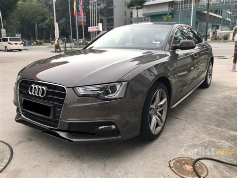Audi A5 Neues Modell 2014 by Audi A5 Sportback 2014 2 0 Tfsi Quattro 2 0 In Selangor
