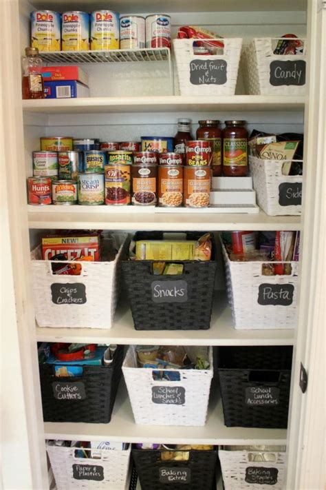 kitchen cabinet organization best 25 organize food pantry ideas on pinterest food