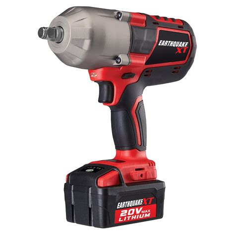 earthquake xt ratchet earthquake xt impact cordless
