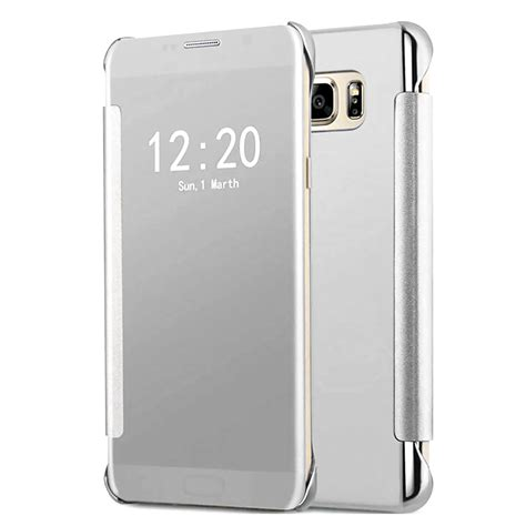 Po Slim Fit Clear Mirror Flip Cover Iphone 6 6s Plus With Front kuteck inc on walmart marketplace marketplace pulse