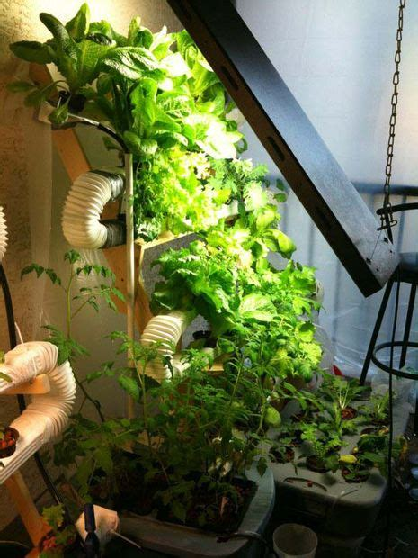 12 Innovative Homemade Hydroponics Systems The Self Vertical Vegetable Gardening Systems