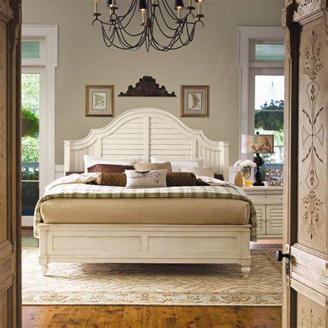 paula deen home steel magnolia bed with panel