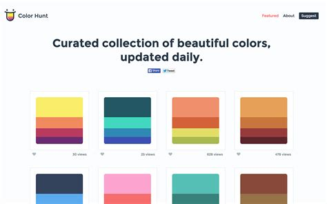 color pallette generator best color palette generators html color codes