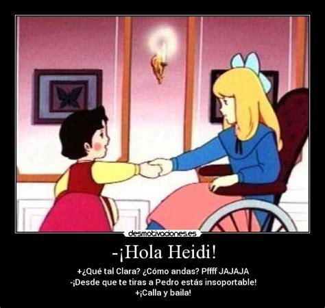 Memes De Heidi - usuario hidan23 desmotivaciones