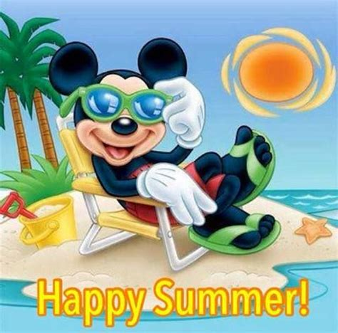good morning and happy first day of summer!! #mickeymouse#