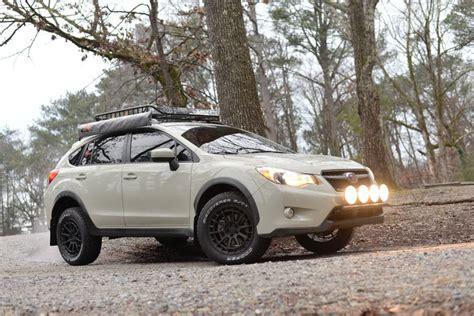 Offroad Subaru Xv Crosstrek Cars Subaru