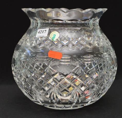 Unity Vases by A Waterford Martha Washington Unity Vase In Original Box B