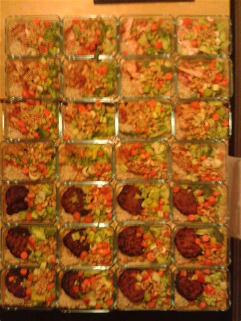 congeler des plats cuisin駸 comment pr 233 parer une semaine compl 232 te de repas br 251 leurs de