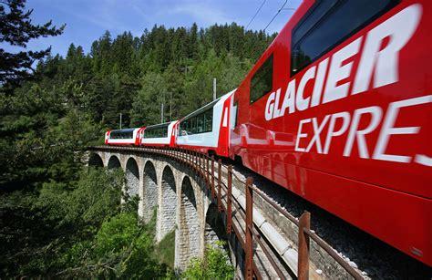 Glacier Express Information Itineraries