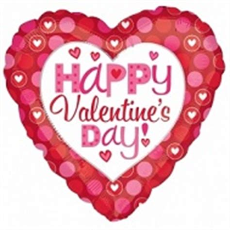 happy valentines day fancy writing bargain balloons 242 2e25 cent jumbos mylar balloons