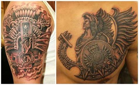 imagenes de brazaletes mayas tatuajes aztecas el poder ancestral de una civilizaci 243 n