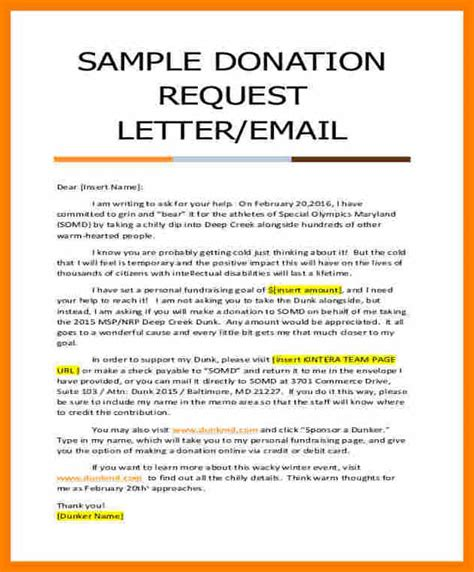 10 Donation Request Letter For Church Instinctual Intelligence Sle Church Fundraising Letter Template