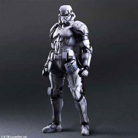 Figure Wars Stromtrooper wars play variant stormtrooper figure