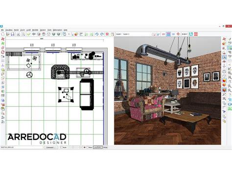 software progettazione interni 3d software 3d per progettazione di interni arredocad