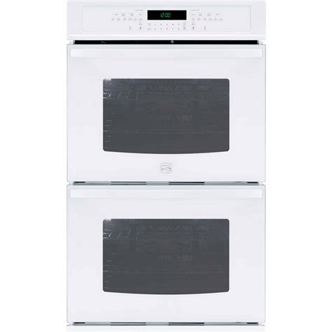 Kenmore 49532 30 Quot Self Clean Electric Wall Oven W Convection White
