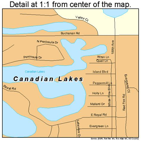canadian map of lakes map michigan canada swimnova