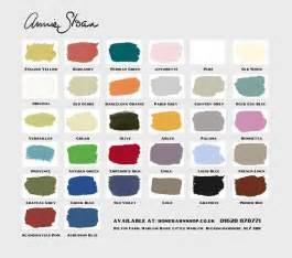 sloan chalk paint color chart paint home barn vintage
