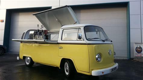 volkswagen classic van volkwagen coffee van another classic van conversion from