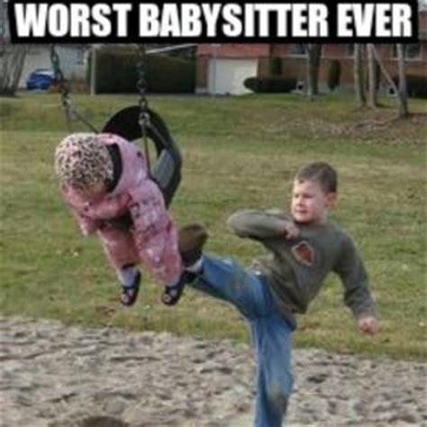 Babysitter Meme - babysitter jokes kappit