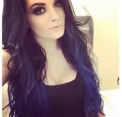 Paige WWE Instagram