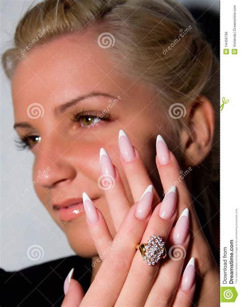 beautiful nails  art false eyelashes royalty