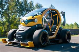 Renault Electric Car Sales Renault Twizy F1 Review Pictures Auto Express