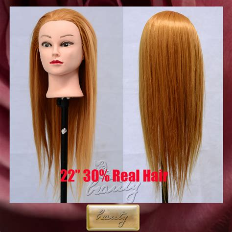 Hair Mannequin Heads Ebay by Real Human Hair Mannequin