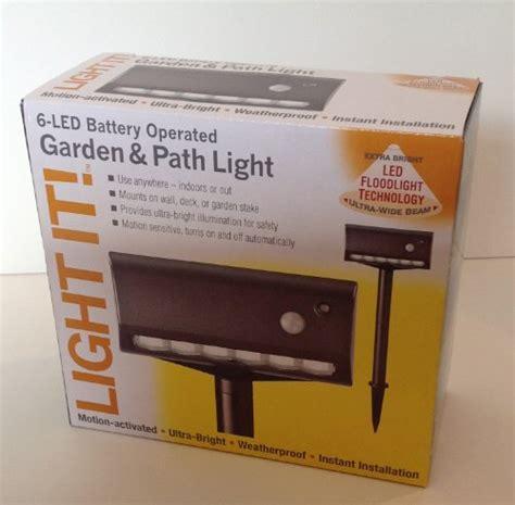 fulcrum light it wireless motion light it by fulcrum 20033 107 6 led wireless motion sensor