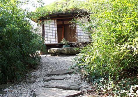 teehaus garten teehausgarten japanischer garten teehaus