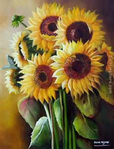 Online Shopping Flower Vase Unknown Artist The Sunflowers Painting Anysize 50 Off
