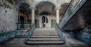abandoned places photographer finds abandoned buildings in europe and immortalizes them in his photos