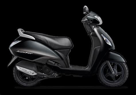 midnight black color tvs jupiter review price mileage colour options