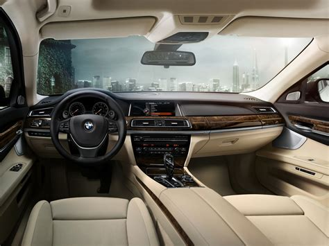 Bmw 7 Series 2014 Interior by 2014 Bmw 7 Series Review Prices Specs