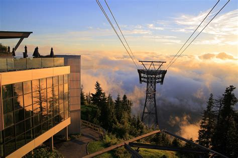 Beautiful Eiffel Tower by World Beautiful Places Grouse Mountain Vancouver