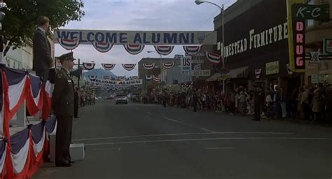 animal house movie animal house 1978 filming locations the movie district