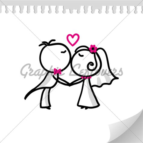 Wedding On Realistic Paper Sheet by Wedding 183 Gl Stock Images