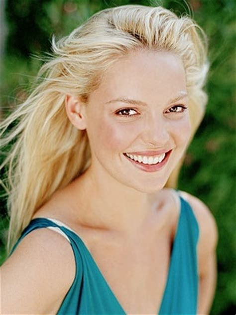 Makeup Lesson Katherine Heigls Look by Katherine Heigl Wedding And Rogues On