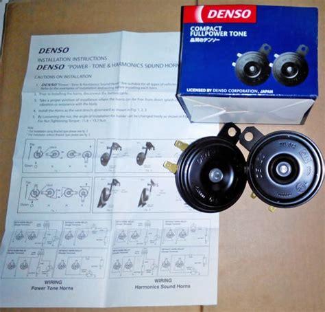 Bel Keong Motor klakson denso disc modifikasi id fairing store